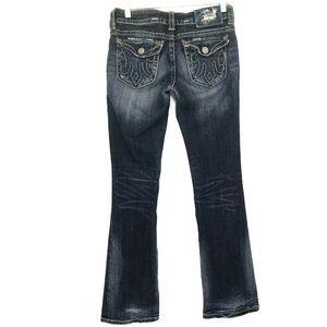 MEK DENIM ▪️Oldham Jeans Distressed ▪️26 X 34